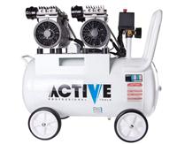 کمپرسور هوای 50 لیتری سایلنت اکتیو  - Active